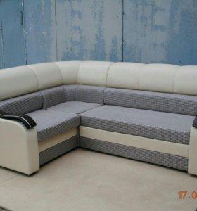 Угловой диван Лира