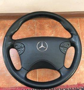 Руль amg Mercedes w210
