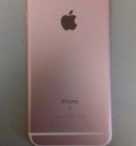 iPhone 6s , rose