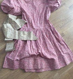 Платье новое хлопок 100%
