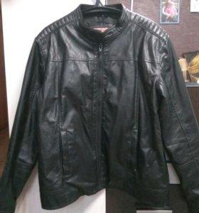 Куртка экокожа мужская новая