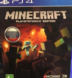 Игра Minecraft для ps4