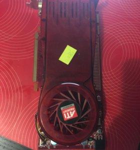 ATI Radeon 3870 hd 512 mb