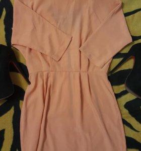 Платье кимоно Кира Пластинина