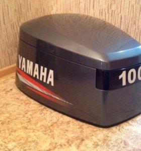 Ямаха 100 2 такта и Yamaha 115 2 t колпак крышка