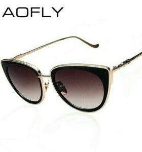 Новые очки солнцезащитные