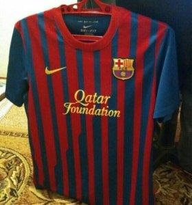 Футболка Барселона оригинал Nike