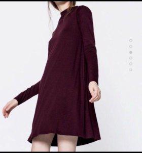 Платье новое pull and bear