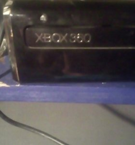XBOX 360(500гб)+Kinect+Игры