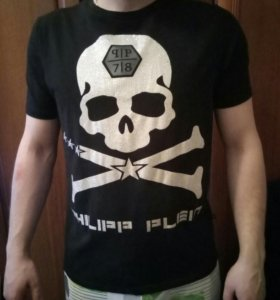Футболка Phillip Plein