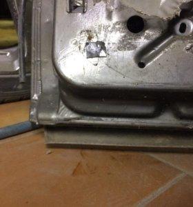 W124 дверь задняя правая