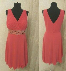 Платье 🌸р. 52 шифон