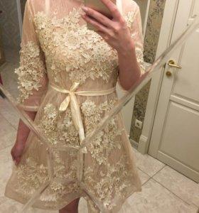 Платье - новое