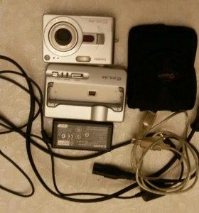 Фотоаппарат Casio Exilim EX-Z50