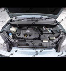 Двигатель туксон