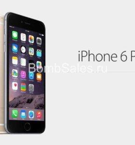 Новый iPhone 6 Plus 16Gb