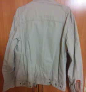 Куртка-ветровка мужкая б/у