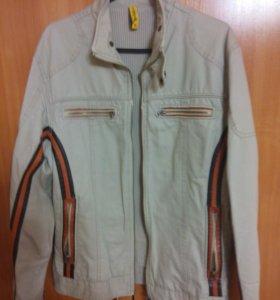 Куртка-ветровка мужская б/у