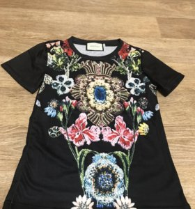 Новая футболка Gucci