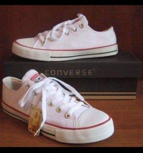 Новые!!! Кеды Converse