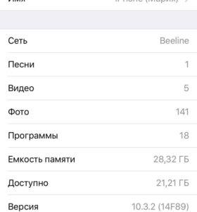 iPhone6s 32гб