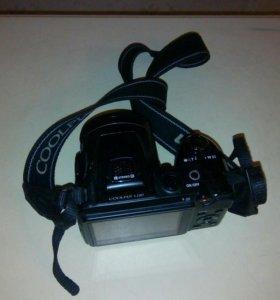 Цифровой фотоаппарат NIKON Coolpix L120 Black
