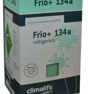 Хладон R134a Frio+ европейского производства