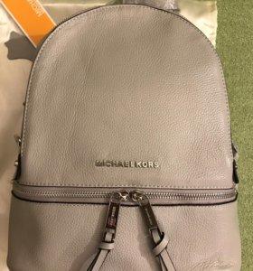 Рюкзак Michael kors rhea grey