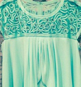 Платье нарядное 50-54