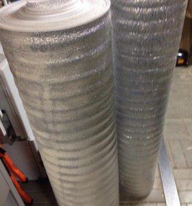 Пенофол фольгированный 1.2м*15м 3мм и 5мм