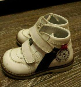 Ботинки для девочки Тифлони