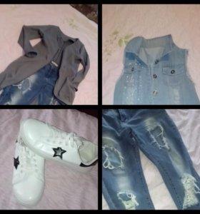 Женская одежда 48-50