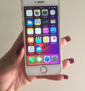 iPhone 5s,16gb gold