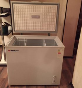 Морозильная камера Kraft BD(W)271
