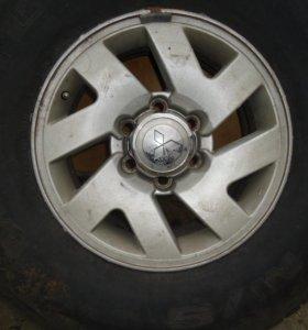 Диски колёса r16