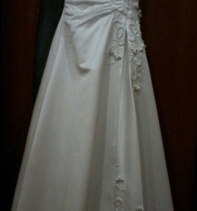 Свадебное платье р. 40-42