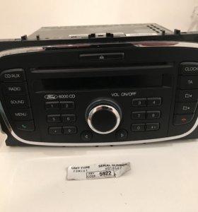 Штатная магнитола FORD 6000 CD