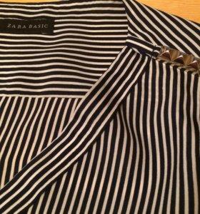 Блузка Zara в полоску