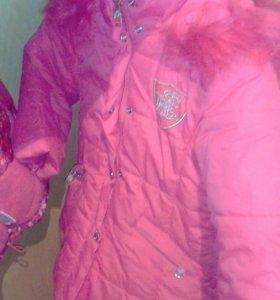 Куртка на зима- весна