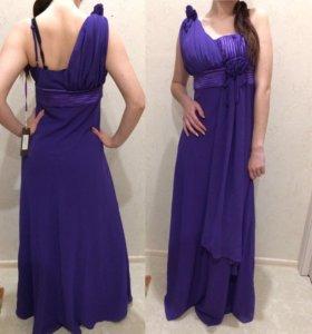 Вечернее турецкое новое платье