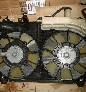 Диффузор радиатора Toyota Prius NHW20.