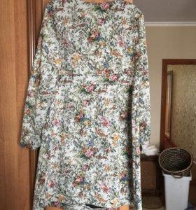 Удобное платье будущей маме