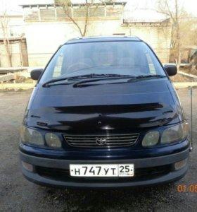 Продам хороший авто Toyota Estima Emina, 1997 года