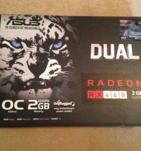Radeon rx460 2gb gddr5