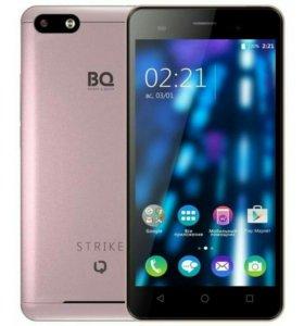 BQ Strike 5020. Телефон на андроид 6.0