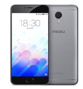 Meizu m3 note 3/32 gb Международная версия
