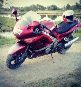 Мотоцикл кавасака 400