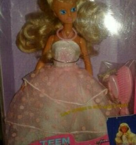 Кукла Скипер новая ,винтаж1987год.