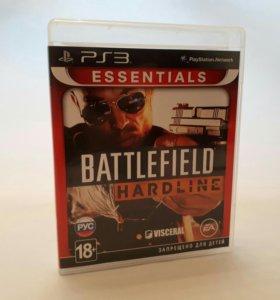 Игра для sony PS3 BF Hardline