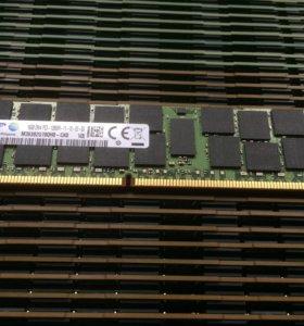 Много 16GB PC3 12800R ECC Registered DDR3 1600MHz
